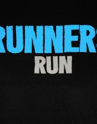 Runners Run T-shirt Large