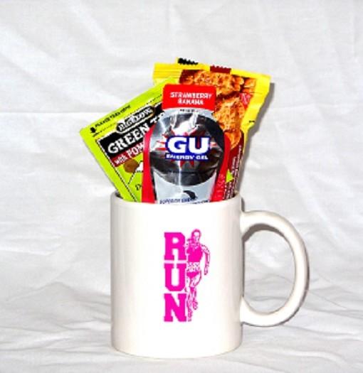 Gift mug for runners