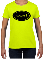 Good Run running t-shirt
