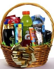 13.1 Half Marathon Gift Basket