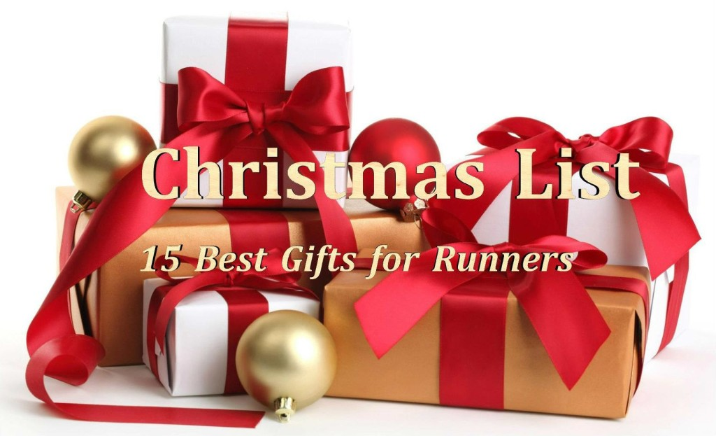Christmas Gifts: 15 Best Gifts For Runners