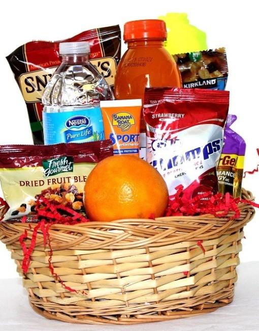 Sampler Gift Basket