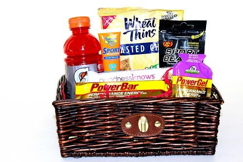 Runner's Gift Basket